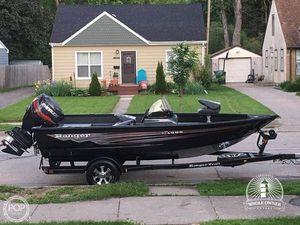 Used Ranger Boats VS1682 SC Aluminum Fishing Boat For Sale