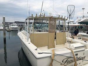 Used Tiara Montauk Sports Fishing Boat For Sale