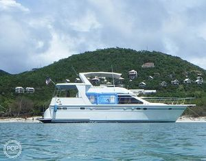 Used Jefferson 46 Marlago Sundeck Aft Cabin Boat For Sale