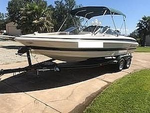 Used Larson 230 LXI Bowrider Boat For Sale