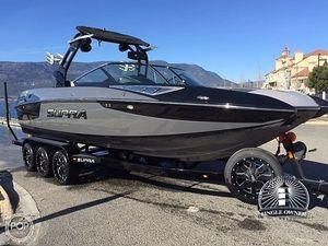 Used Supra SE 550 Ski and Wakeboard Boat For Sale