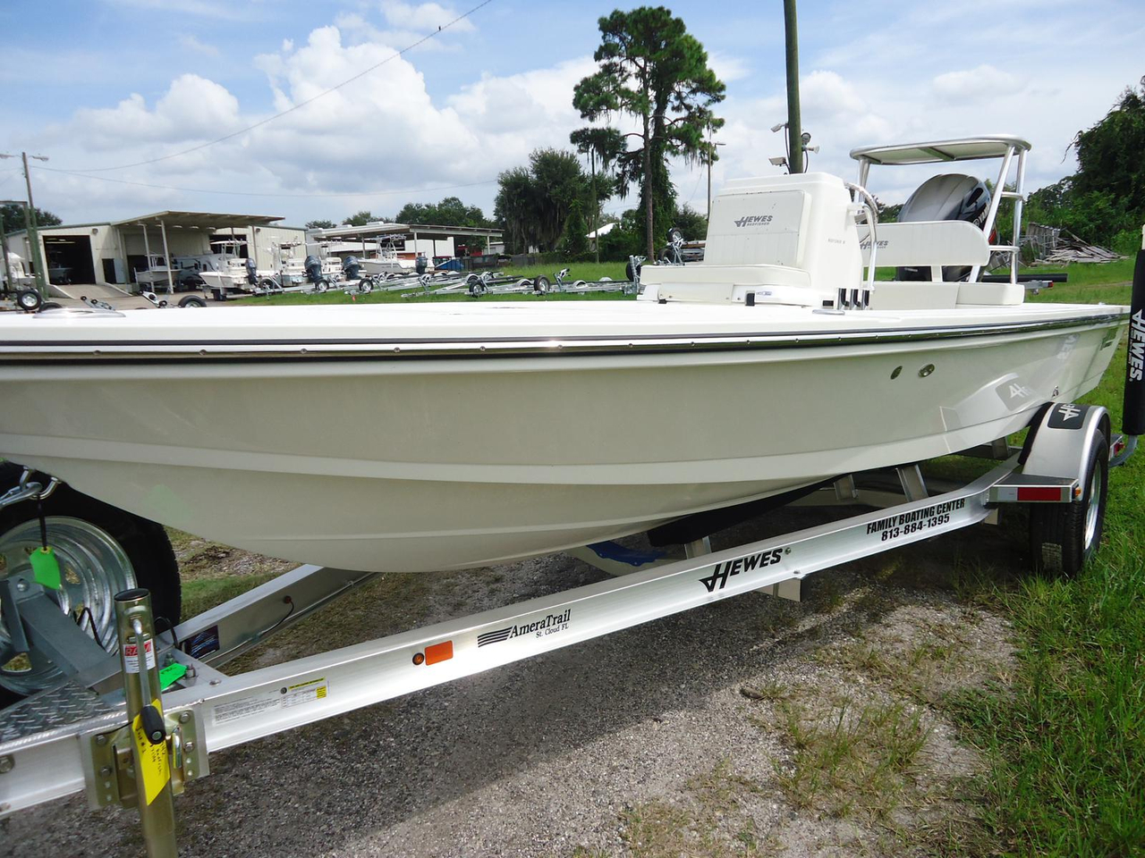 2016 new hewes redfisher 18 flats fishing boat for sale for Flats fishing boats