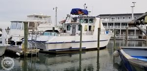 Used Customers Design Services 50 Charter Boat For Sale
