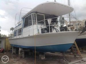 Used Marinette 34 House Boat For Sale