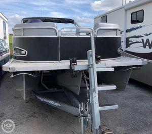 Used Avalon 24 Pontoon Boat For Sale