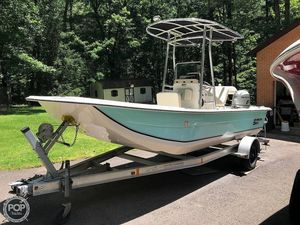 Used Carolina Skiff 1965 DLX Center Console Fishing Boat For Sale