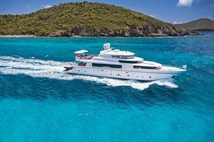 Used Johnson 108 FB Custom Motor Yacht For Sale