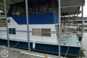Used Chris-Craft 34 Aqua Home House Boat For Sale