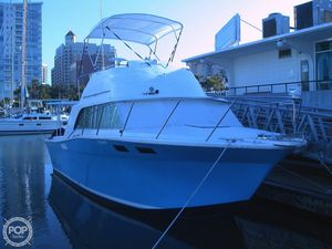 Used Silverton 34 Sports Fishing Boat For Sale