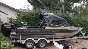 Used Duckworth 20 Navigator Sport Aluminum Fishing Boat For Sale