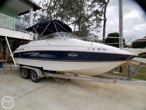 Used Larson Cabrio 220 Walkaround Fishing Boat For Sale