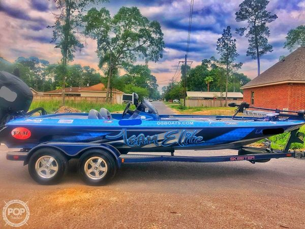 Used Skeeter ZX 225DC Bass Boat For Sale