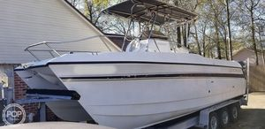 Used Glacier Bay 260 Canyon Runner Power Catamaran Boat For Sale