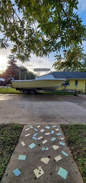 Used Grady-White 22 Walkaround Fishing Boat For Sale