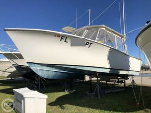 Used Pacemaker Day Boat Sports Fishing Boat For Sale