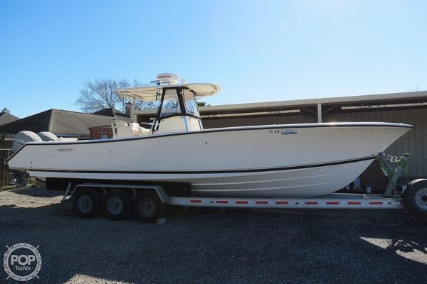 Used Pursuit 3480 CC Center Console Fishing Boat For Sale