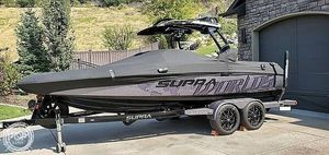 Used Supra Launch 242 Worlds Package Ski and Wakeboard Boat For Sale