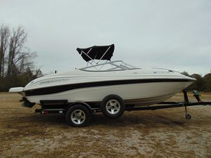 Used Ebbtide 2000 SS Bowrider Boat For Sale