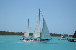 Used Hardin 44 Cruiser Sailboat For Sale