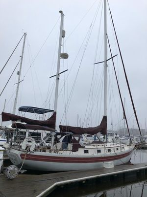 Used Bayfield 40 Cutter/ketch Sailboat For Sale
