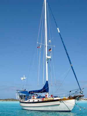 Used Baba 35 Cruiser Sailboat For Sale