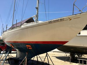 Used Seafarer 31 Yawl MK 1- Ready TO Cruise Yawl Sailboat For Sale