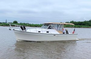 Used Luhrs Alura / Mainship Pilot 30 Downeast Fishing Boat For Sale