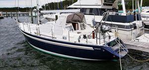 Used Nauticat 39 Pilothouse Sailboat For Sale