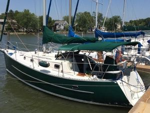 Used Seaward 32 Cruiser Sailboat For Sale