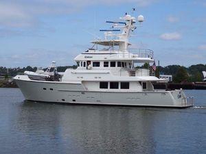 Used Nordhavn 76 Motor Yacht For Sale
