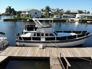 Used Gulfstar 43 Motor Yacht For Sale