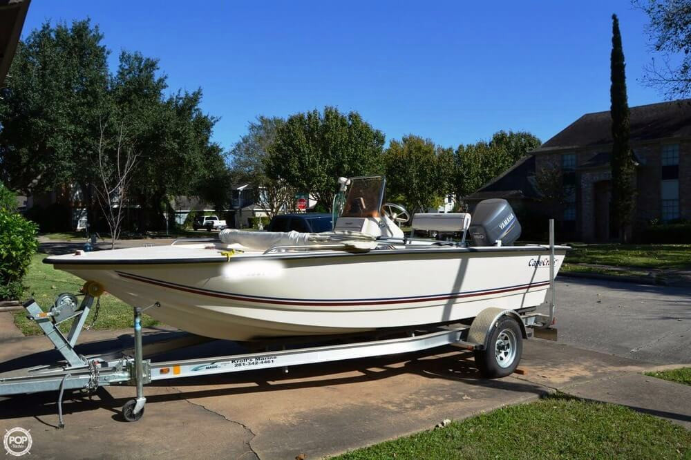 2008 used cape craft 19 bay boat for sale 17 500 for Used fishing boats for sale in houston