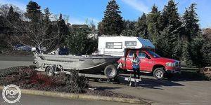 Used Duckworth 19 Angler Aluminum Fishing Boat For Sale
