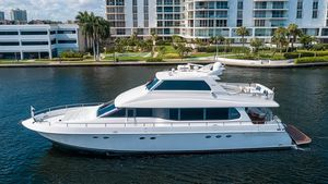 Used Lazzara Grand Salon / Skylounge Motor Yacht For Sale