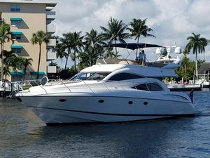 Used Sunseeker Manhattan 56 Motor Yacht For Sale