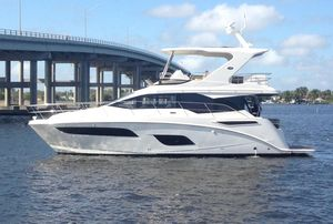 Used Sea Ray Fly 460 Cruiser Boat For Sale