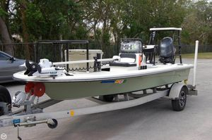 Used Spyder FX 17 Flicker Flats Fishing Boat For Sale