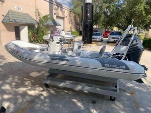 Used Gala V500 Tender Boat For Sale
