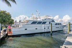 Used Broward M/Y Motor Yacht For Sale