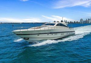 Used Leopard Open 27M Motor Yacht For Sale