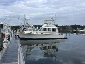 Used Grand Banks Eastbay 40 Trawler Boat For Sale