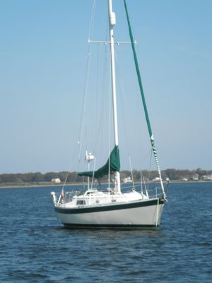 Used Irwin 31 Cruiser Sailboat For Sale