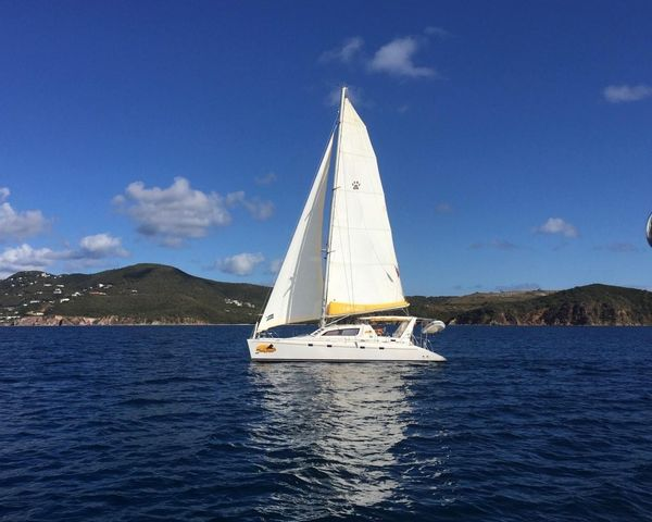 Used Leopard 47 Cruiser Sailboat For Sale