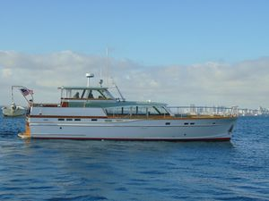 Used Matthews Flush Deck 52 Other Boat For Sale