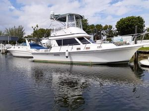 Used Albin 35 Tournament Express Motor Yacht For Sale