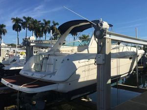 Used Monterey 322 Cruiser Boat For Sale