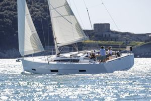 New Dufour 430 Racer and Cruiser Sailboat For Sale