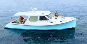 Used True North 38 Cruiser Boat For Sale