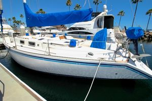 Used Morgan Nelson Marek 454 Racer and Cruiser Sailboat For Sale