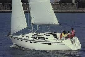 Used Hunter 35.5 Legend Cruiser Sailboat For Sale